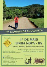 13ª Caminhada Ecológica - Passos de Emoção