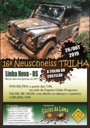 16ª Neuschneiss Trilha