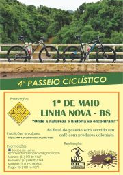 4º Passeio Ciclístico - BiciAventuras